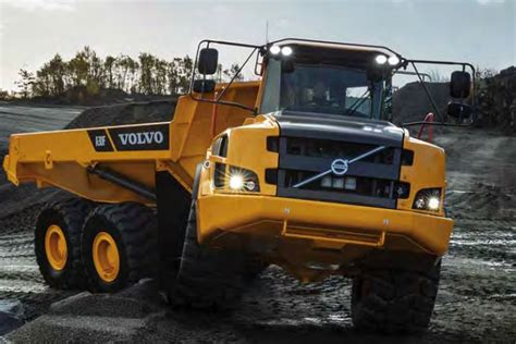 volvo dumpers the f series volvo dumpers are leading the way truck