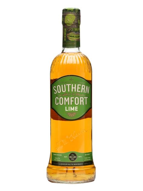 what is good with southern comfort southern comfort lime the whisky exchange