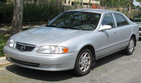 mazda 626 fuel consumption mazda 626 2 0 2003 auto images and specification