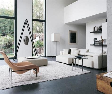 wohnzimmereinrichtung l form sofa design ideen f 252 r eine moderne und kreative wohnzimmer