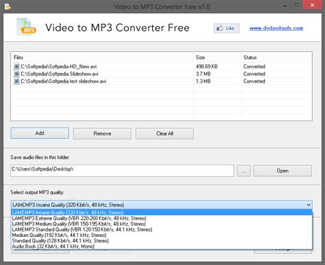 videot to mp video to mp3 converter free download