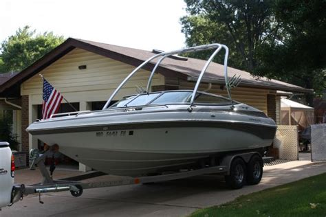 deck boat for sale in missouri crownline new and used boats for sale in missouri