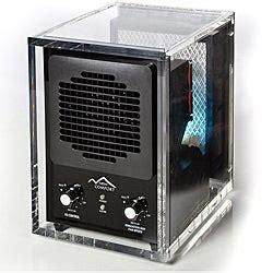 comfort  stage uv hepa ozone air purifier