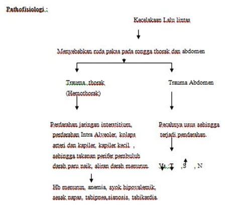artikel format askep gerontik asuhan keperawatan pada klien hemothoraks