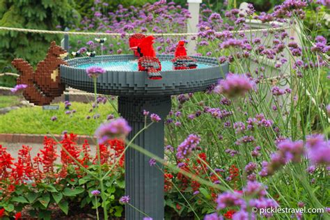 Landscape Arboretum Lego Exhibit Nature Connects With Lego Bricks