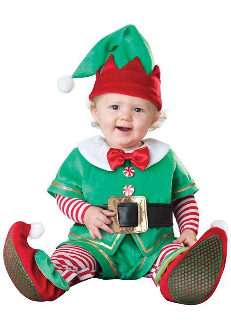 santa s santa s lil elf costume