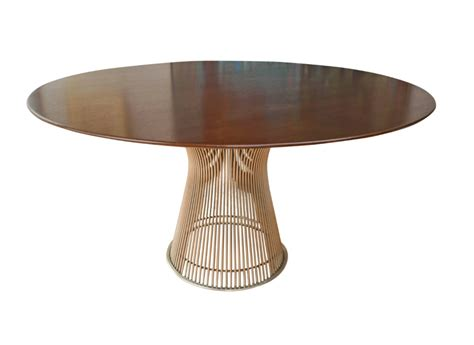 warren platner dining platner dining table by warren platner for knoll sold