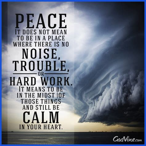 keep your peace on limiting strife in your books peace religious quotes quotesgram