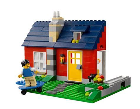 lego casa lego bungalo casa juegos de construir
