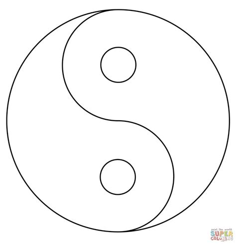 yin yang coloring pages http colorings co yin yang coloring pages coloring