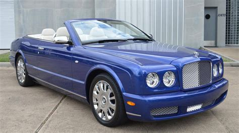 bentley azure for sale 2007 bentley azure for sale 1957000 hemmings motor news