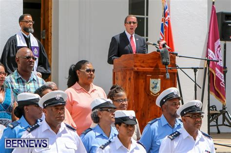 Correctional Officer Week by Photos Corrections Week Gets Underway Bernews