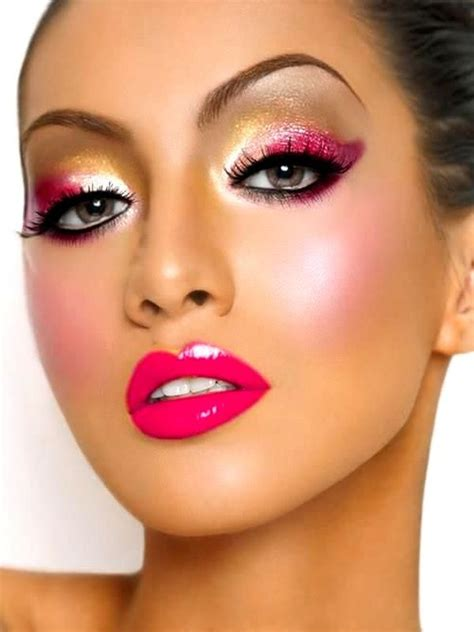 makeup ideas for valentines day pink eye makeup for the valentine s day