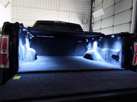 truck bed lighting truxedo b light led lighting system for truck beds