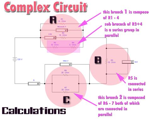 complex resistors in parallel and series untitled document www michaelsharris
