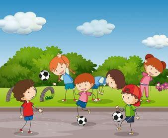 imagenes infantiles niños jugando futbol ninos jugando futbol fotos y vectores gratis