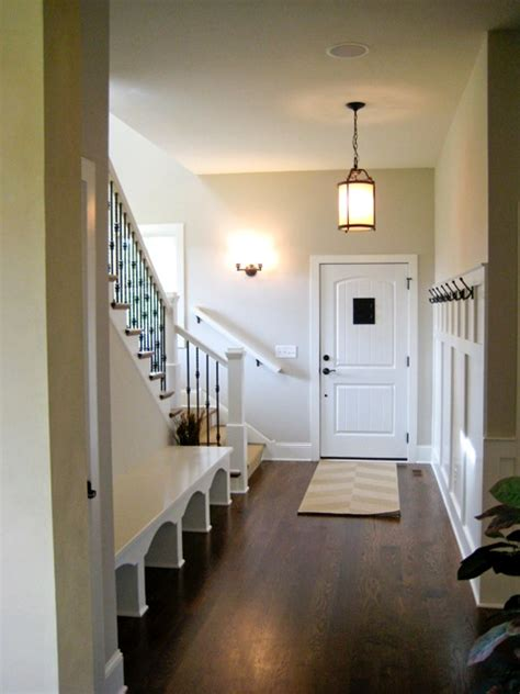 country foyer casual country rustic foyer by taunya nelson aia cid