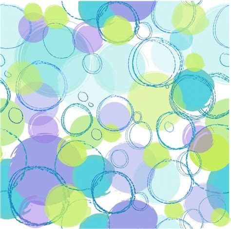 circle pattern ai seamless pattern circles free vector in adobe illustrator
