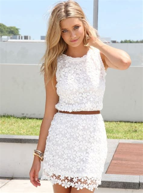 Summer Must White Lace Dresses by White Summer Dress Summer Dresses 2015 Part 4