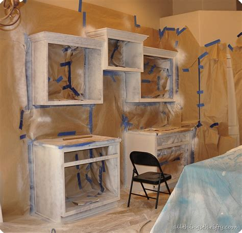 spray painting kitchen cabinets white how to paint your kitchen cabinets professionally