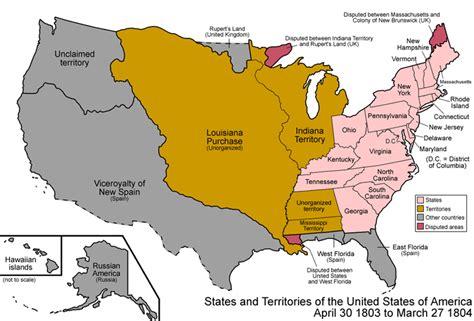 map of the united states louisiana purchase louisiana purchase 1803 mountain view mirror
