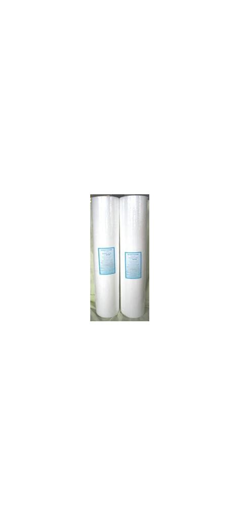 Cartridge Water Filter Filter Air 20 Inch Dewater 20 inch jumbo cartridges 1 micron pumpsdirect
