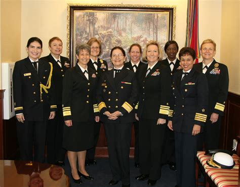 Robin Bell by U S Navy Female Flag Officers Welcome Brazilian Navy S