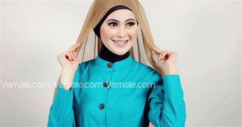 tutorial jilbab paris   pesta tutorial hijab