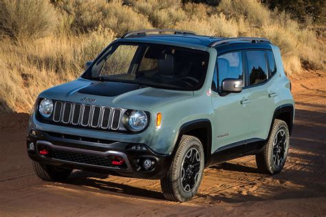 Jeep Trailhawk 2015 2015 Jeep Renegade Hiconsumption