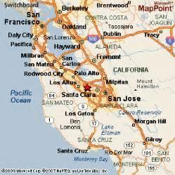 where is sunnyvale california on a map sunnyvale california