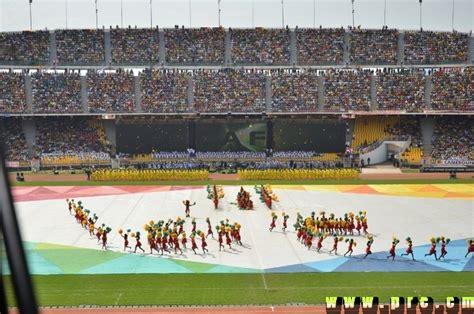 c 233 r 233 monie de cl 244 ture de la coupe d afrique des nations de