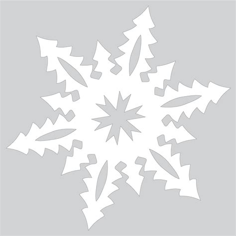 Snowflakes Out Of Paper - snowflakes paper craft gallery craft decoration ideas