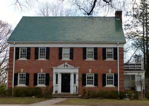 Colonial Homes by To Live In Maplewood South Orange Chosing Your