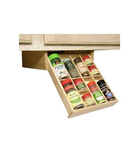 Spice Rack Drawer Organizer Spice Organizer Under Cabinet In Spice Drawer Organizers