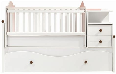 puset ekilli ve beyaz renkli bebek be ik modelleri on pinterest beyaz pembe renkli 231 ekmece ve s 252 rg 252 l 252 bebek beşik modeli