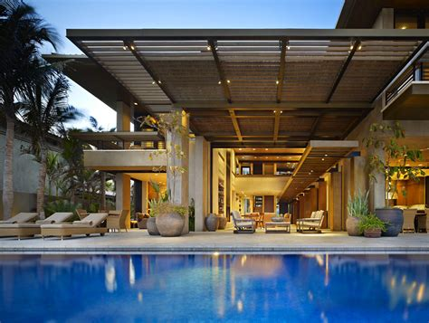 luxurious architectural interiors and outdoor living luxurious mexico residence with multiple outdoor living