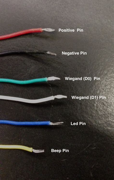 how to do wiring how to wire an access board