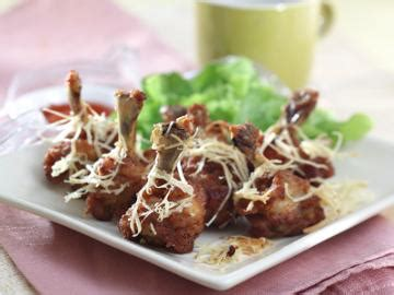 Abon Ayam Pedas Spicy Chicken Floss resep dan cara membuat crunchy chicken drumette kumpulan