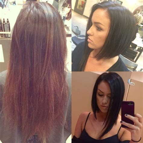 Symmetrical Bob Hairstyles by 36 Best Styles For Hair Images On