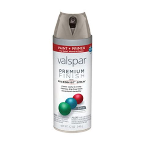 shop valspar seine indoor outdoor spray paint at lowes