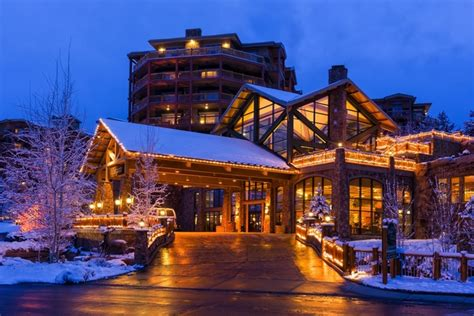 City Lodge Cabins by Top 10 Most Popular Apr 232 S Ski Hotels