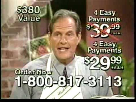 ron popiel glh 9 hair in a can spray ron popeil pasta maker infomercial part 2 youtube