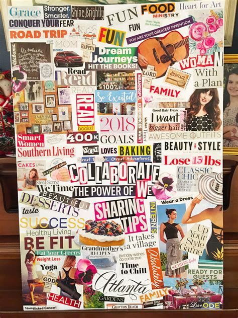 how to create a vision board one that how to create a vision board in 5 easy steps