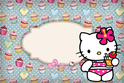 imagenes de kitty para cumpleaños marcos para fotos de hello kitty todo hello kitty