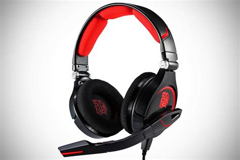 Headset Tt Esport tt esports cronos gaming headset mikeshouts