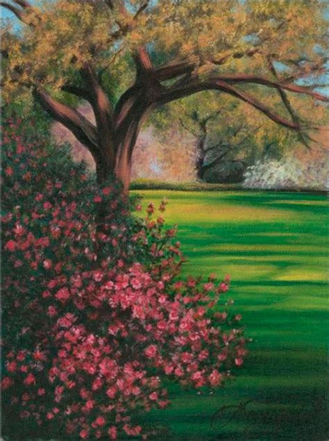 Easy Landscape Pictures To Paint 25 Best Ideas About Easy Acrylic Paintings On