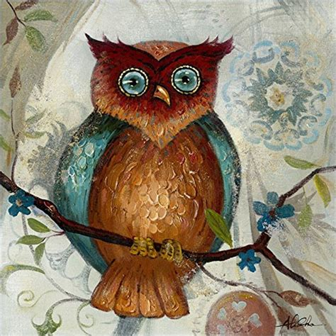 acrylic painting ideas owls 10 gorgeous owl paintings for sale