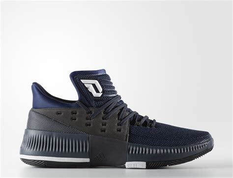 mystery blue adidas dame   coming