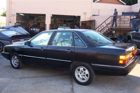 automotive service manuals 1986 audi 5000cs quattro security system image gallery 1987 audi 5000 quattro