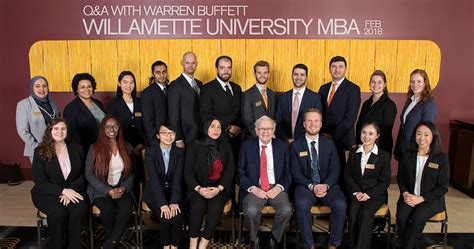 Oracle Mba by Lessons From The Oracle Of Investing
